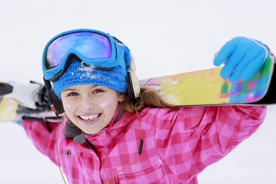 Ski en famille à Ancelle - © Gorilla Fotolia