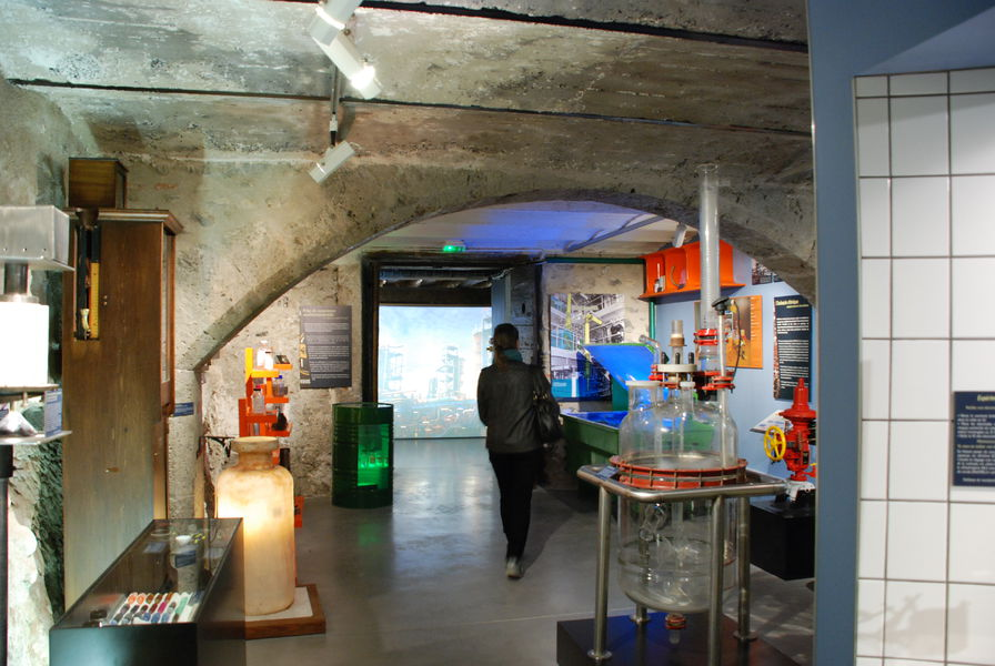 Musée de La Chimie_Jarrie