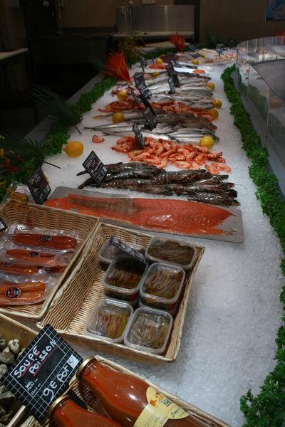 La Halle aux poissons