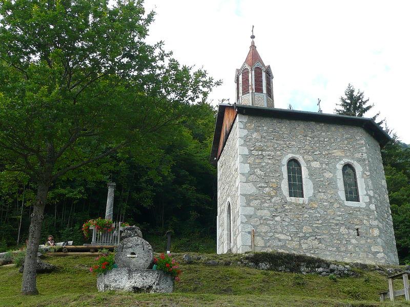 Rocher d 39 escalade de la chapelle saint grat office de - Office tourisme la chapelle d abondance ...