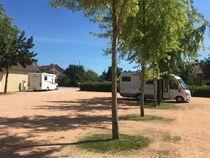 Aire de camping-car Bessay Ⓒ PF