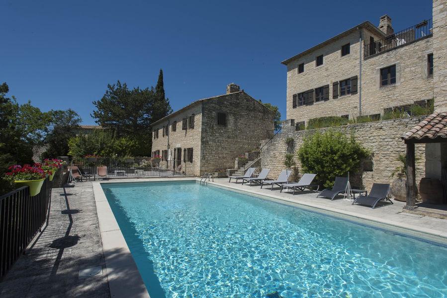 Hôtels - Drôme Provençale