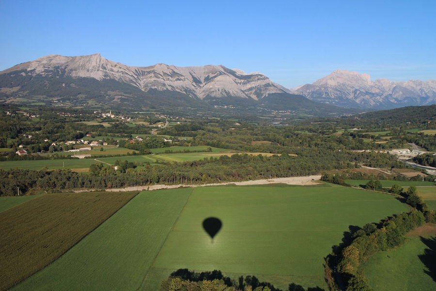 Hautes Alpes Montgolfière - © Hautes Alpes Montgolfière