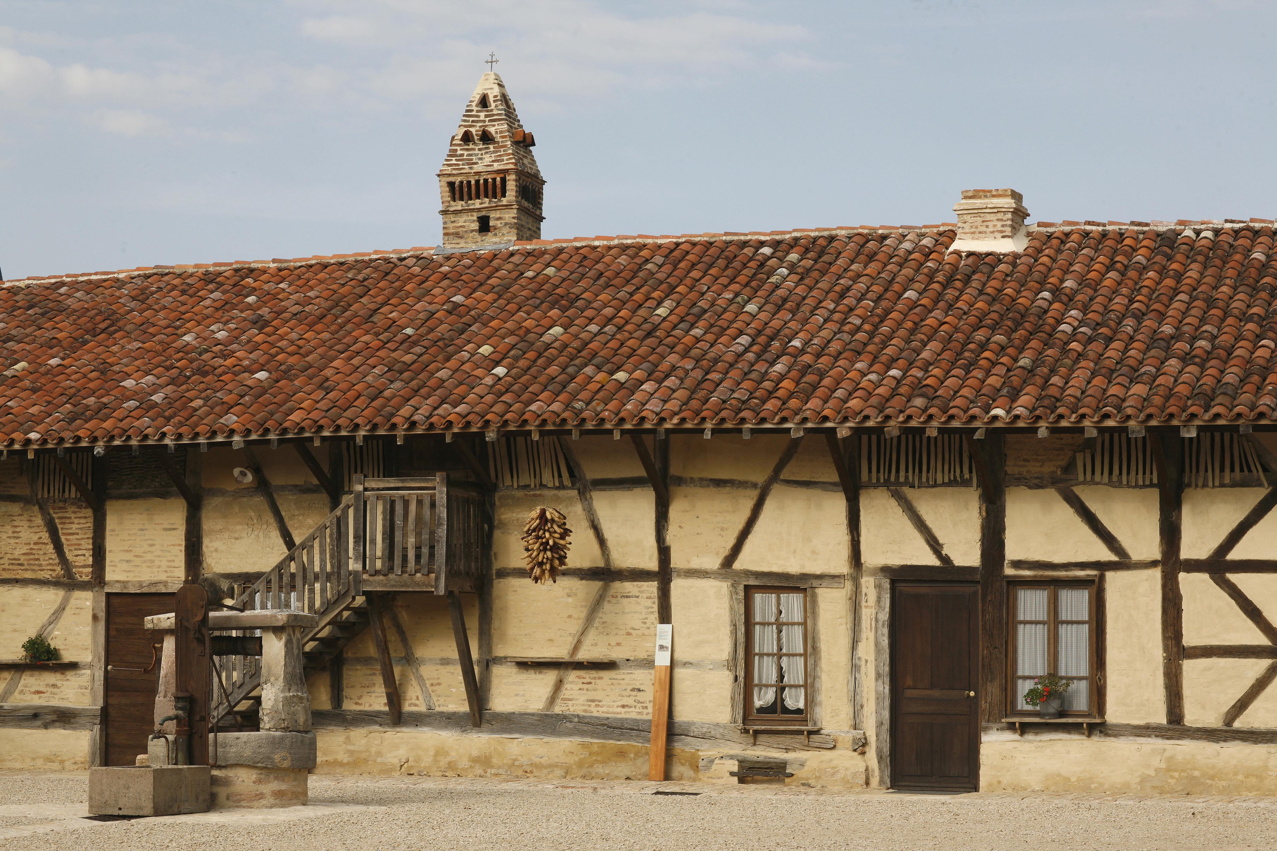 La ferme du champ bressan - Musée du terroir
