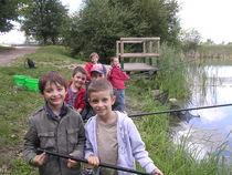 Plan d'eau Bassin Maurice Journée pêche Ⓒ Plan d'eau Bassin Maurice - 2013