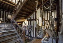 Musée du Bâtiment Escalier musée du bâtiment Ⓒ Serban Bonciacat