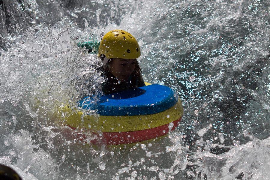 Sortie en eau vive avec Actions Sports d'Eau - 1 - - © Actions Sports d'eau