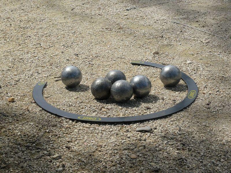 Concours de Boules lyonnaise  :