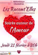 Soirée autour de l'amour - Chomérac