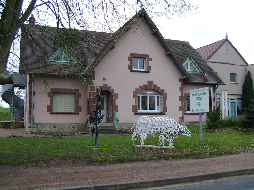 Maison Familiale Rurale De Saligny Saligny Sur Roudon