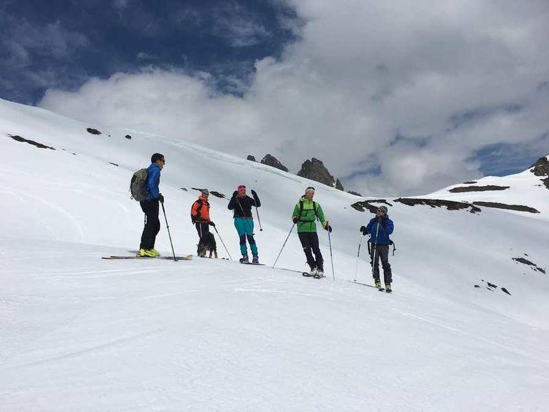 Séjour Ski de randonnée en Clarée avec L'Échaillon - © ©Échaillon Hôtel