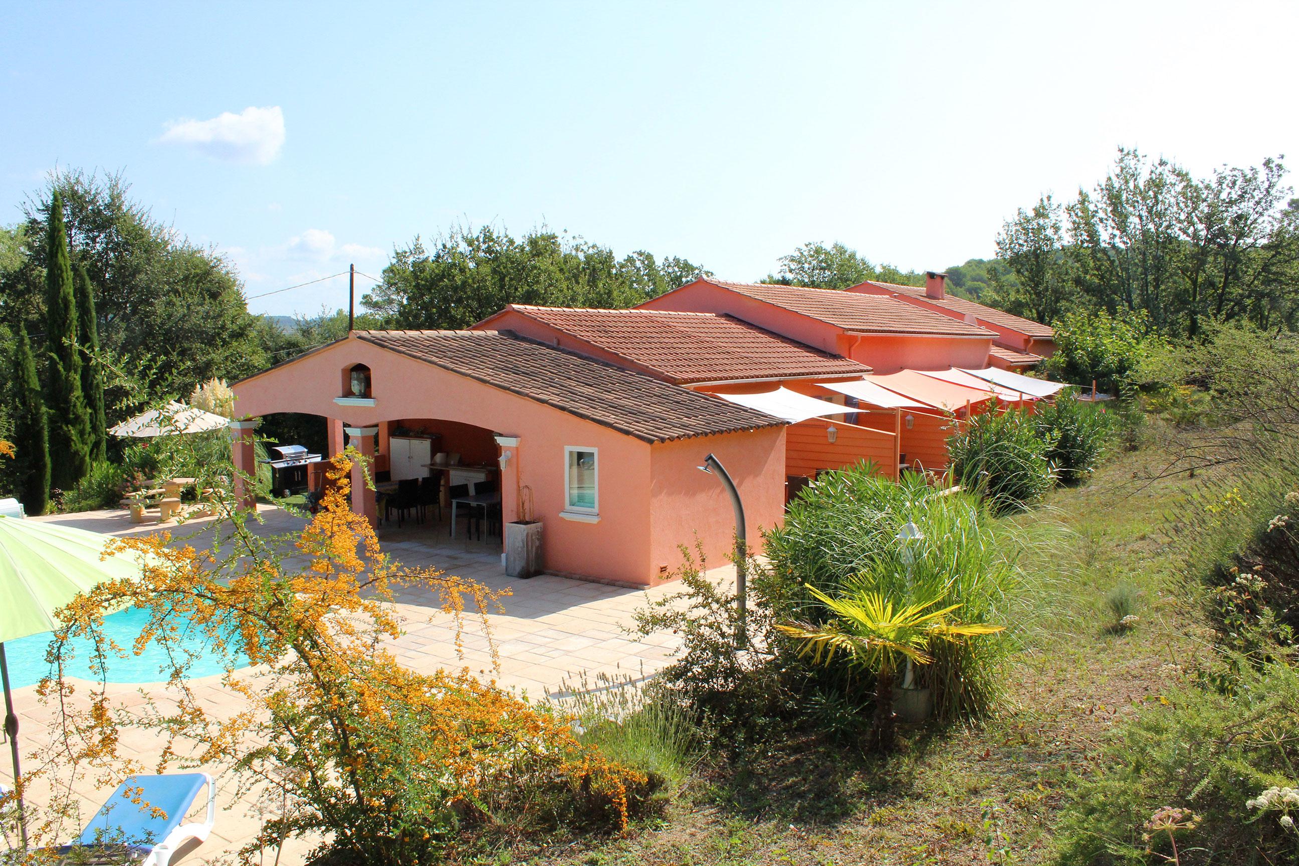 Villa Colibri - Regard Joëlle