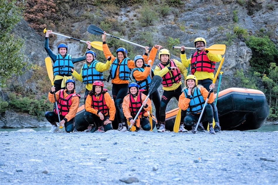 Guide Canyon - Rafting