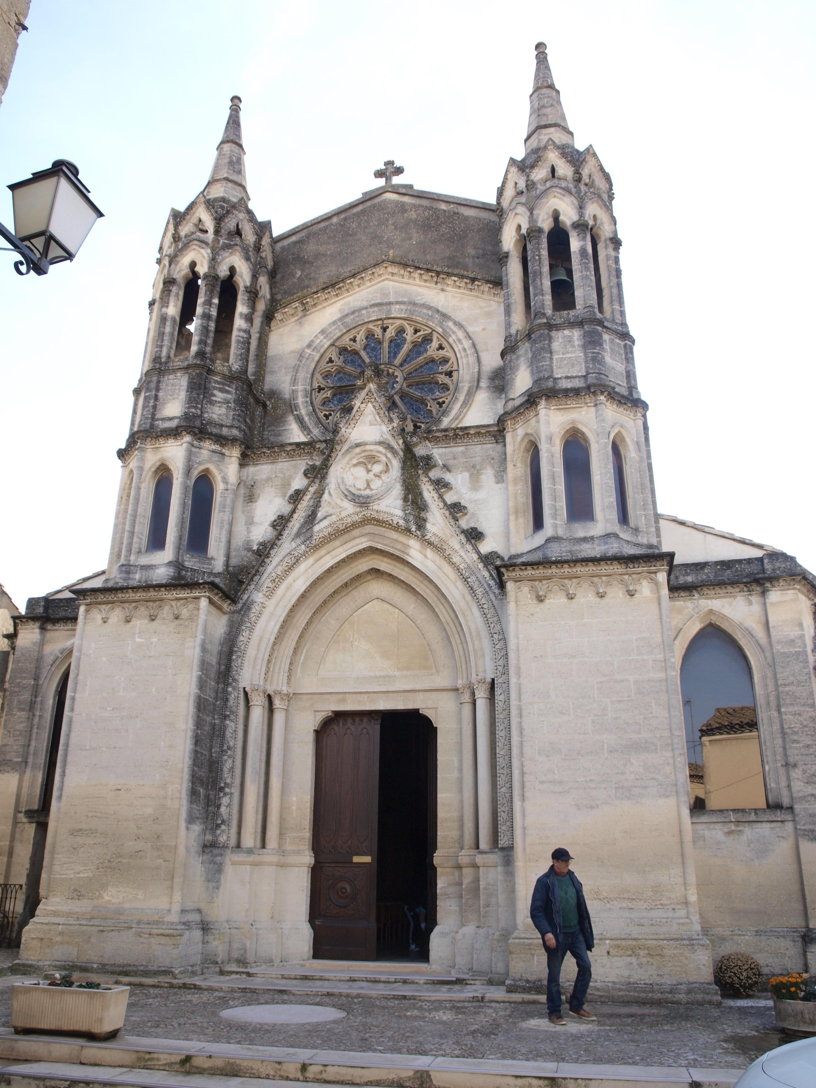Eglise saint Bardulphe