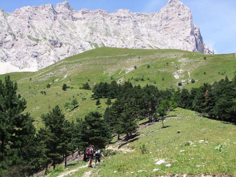 Séjour bivouac rando montagne - © Etienne Trautman