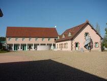 Maison familiale rurale Saligny/Roudon Cour Ⓒ MFR Saligny/Roudon - 2015