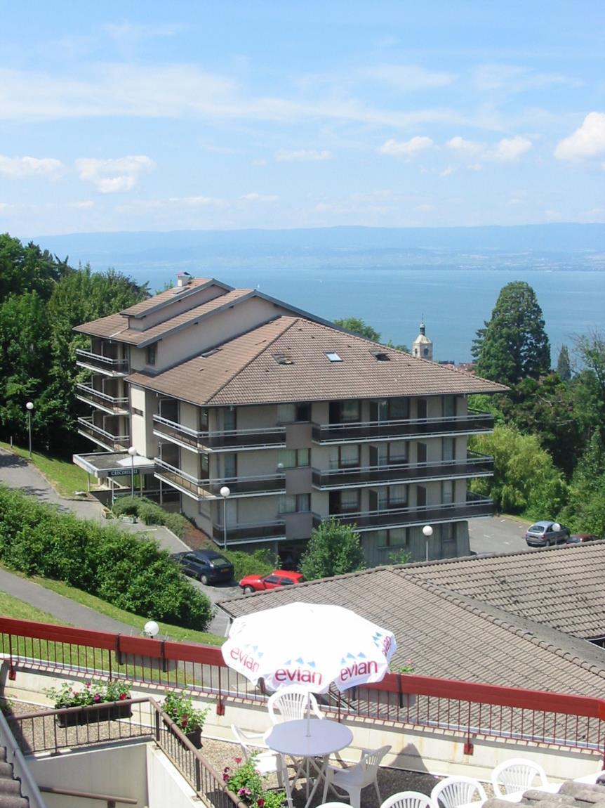 Tourist residences