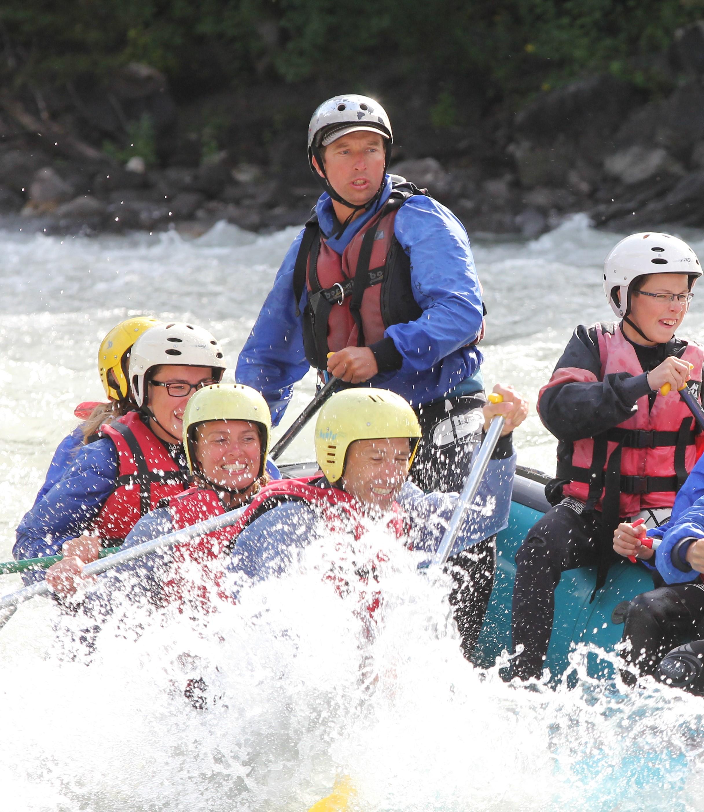 Fun Rafting, Serre ponçon