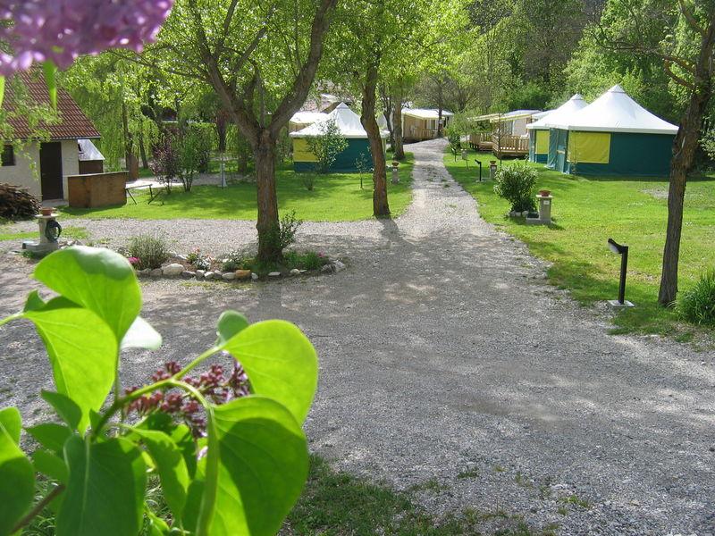 Camping Les Près à Veynes