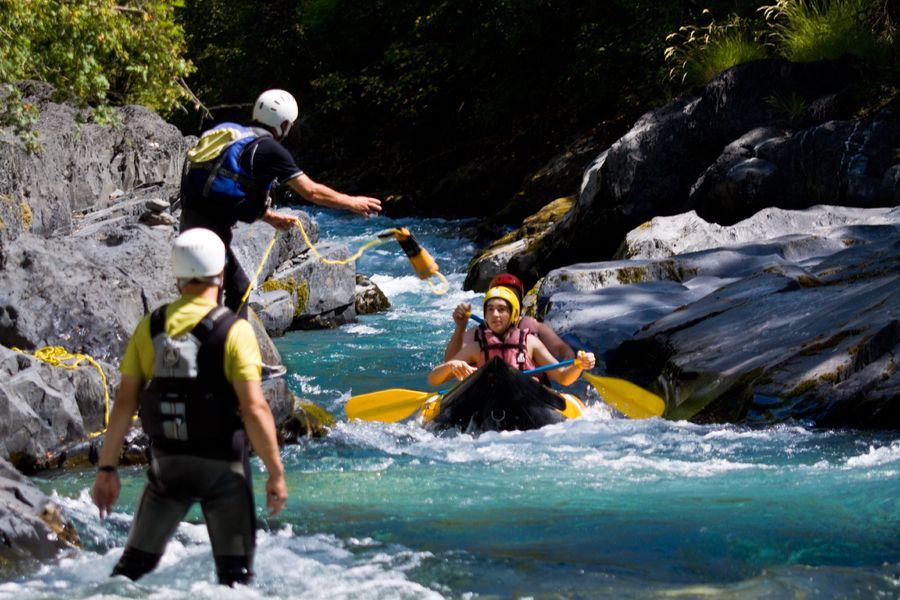 Sortie en eau vive avec Actions Sports d'Eau - 3 - - © Actions Sports d'eau