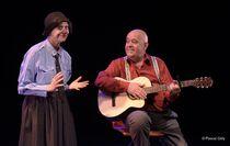ANNULÉ : Spectacle : Emma le clown et Gérard Morel qui l'accompagne - Saison des spectacles Théâtre Jacques Bodoin - Tournon-sur-Rhône