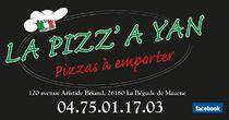 La pizz' a Yan - La Bégude de Mazenc