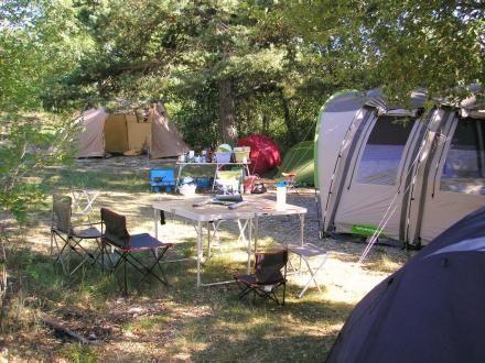 Camping les Cigales - © Camping les Cigales