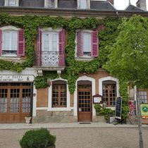Hôtel Le Relais de la Forêt Façade Ⓒ Site internet hôtel