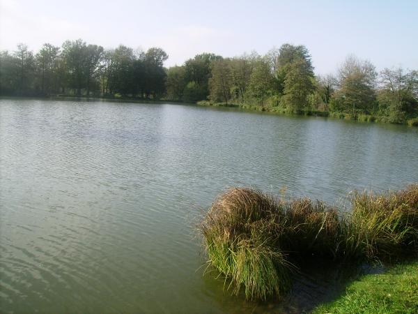 Plan d'eau de Champataule