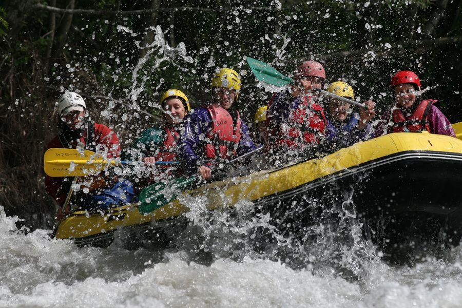 Sortie en eau vive avec Actions Sports d'Eau - 4 - - © Actions Sports d'eau