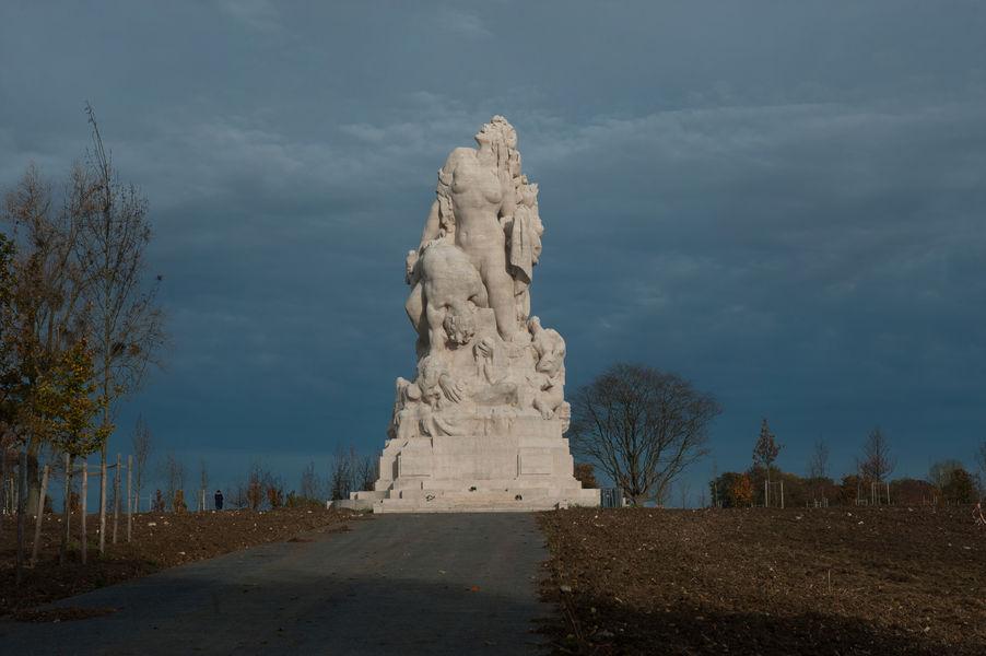 Monument américain Meaux