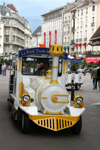 Petit train de Grenoble