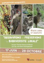 Découvrons et préservons la biodiversité  locale