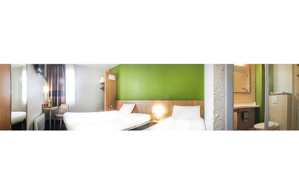Hôtel B&B Panoramique chambre Ⓒ Hôtel B&B