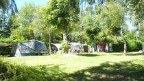 Aire services sur camping - Mayet-de-Montagne Emplacements Ⓒ Mairie Mayet-de-Montagne