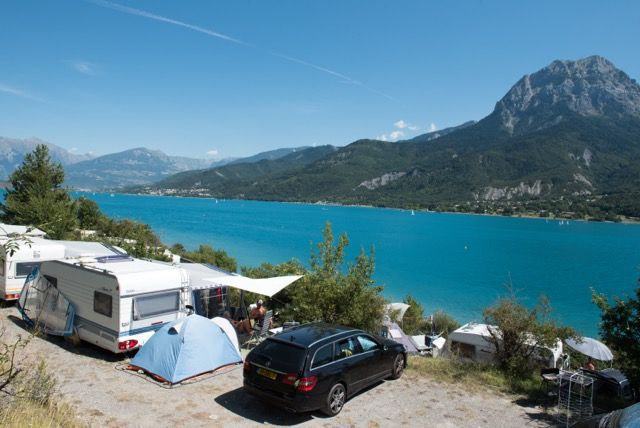 Camping le nautic hautes alpes - Office de tourisme chorges ...