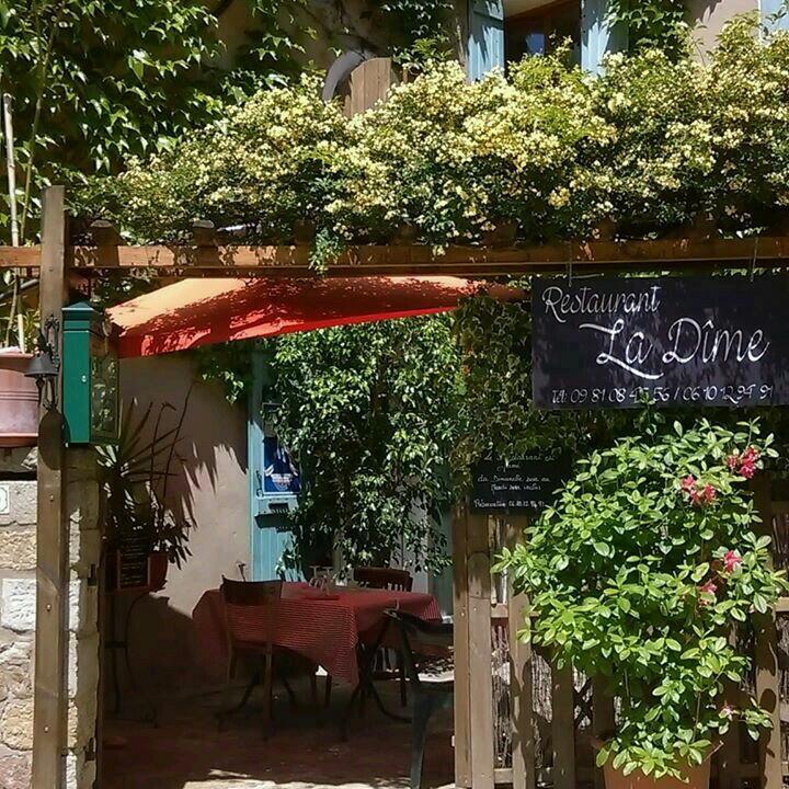 Restaurants : Restaurant La Dîme