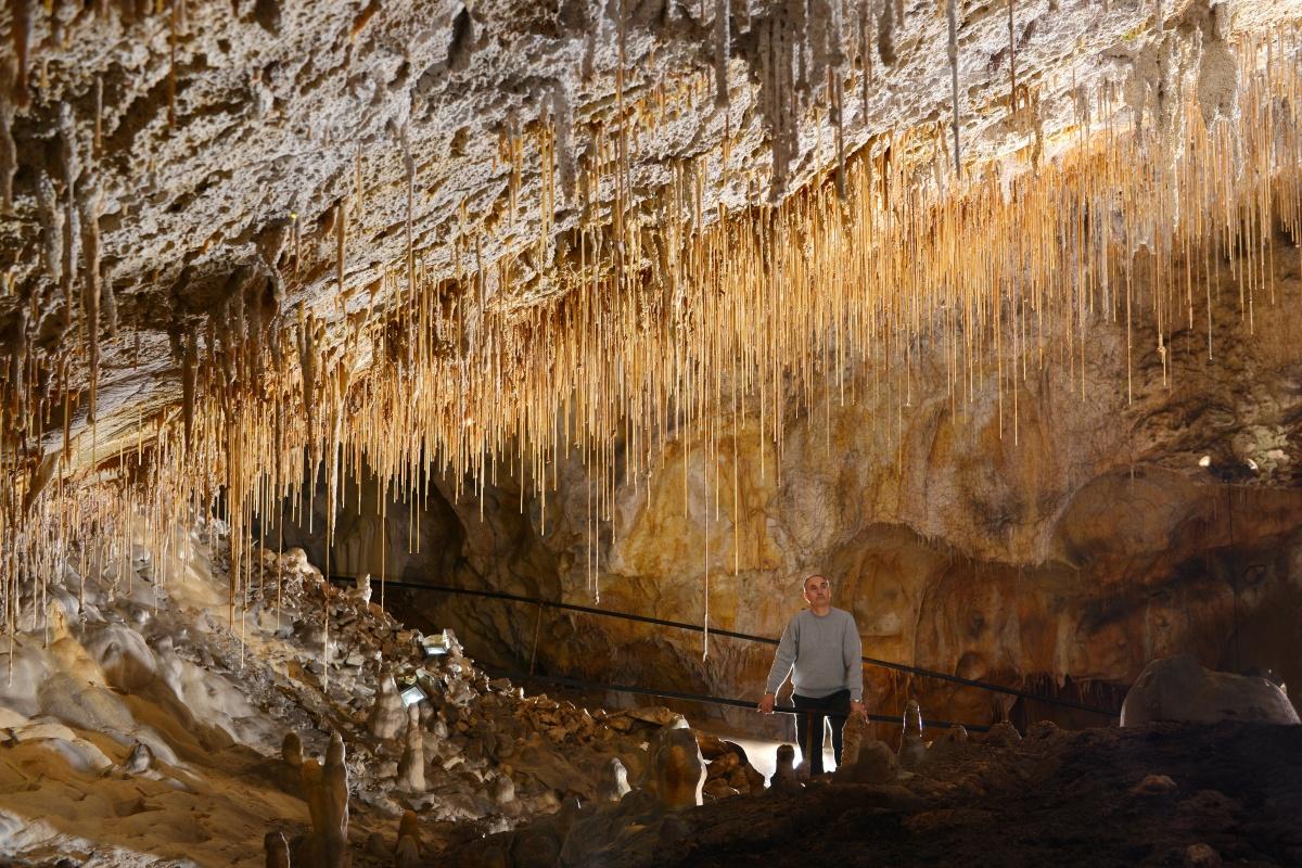 Grottes de Thouzon