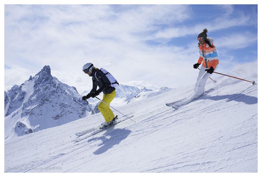 Skiez sur les 3 Vallées au prix d'Orelle-Val Thorens