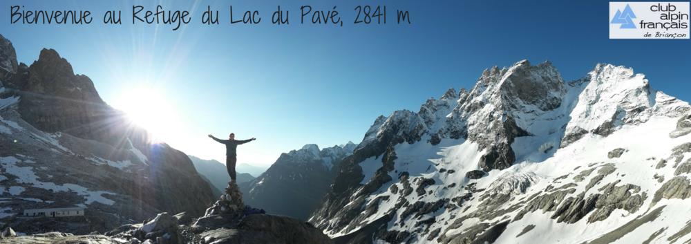 Refuge du Lac du Pavé - © ©S.Loos