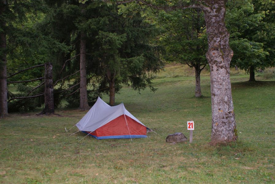Camping Mon Repos à Montmaur