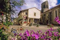 Charroux © CDT Allier Ⓒ Charroux  CDT Allier