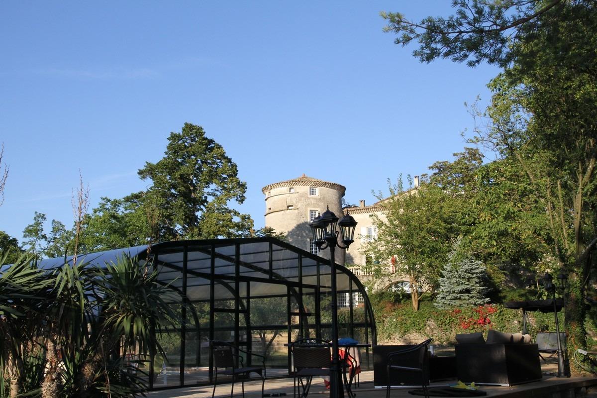 Chambres d'hôtes : Château de Mauras - chambres d'hôtes
