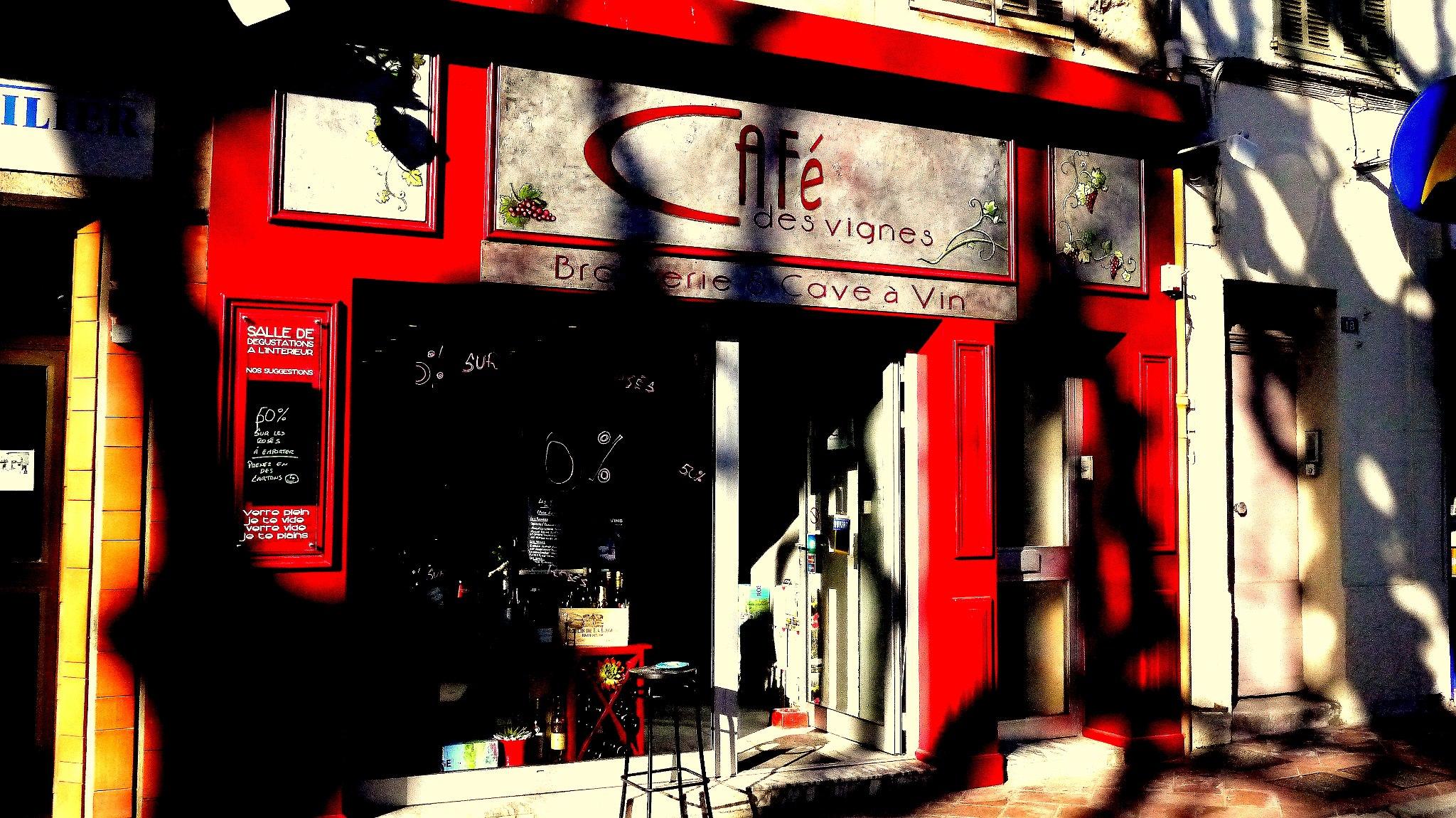 Café des Vignes