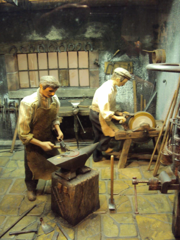 Musée des maquettes - Vallon Maréchal Ⓒ Vallon arts et traditions