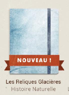 Les Reliques Glacières