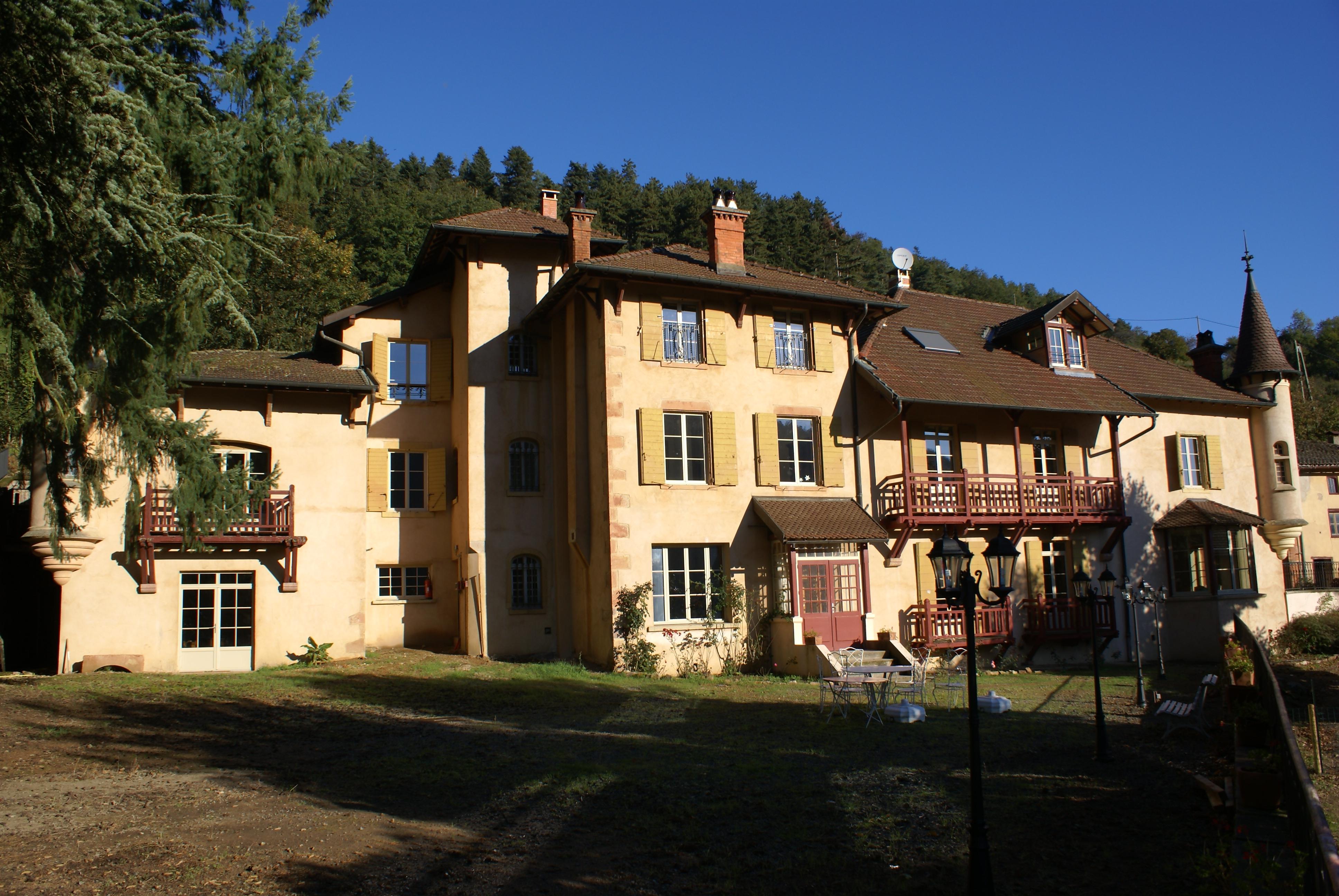 Ch teau de ronzi re beaujolais vert site officiel de l - Site officiel office de tourisme de cauterets ...