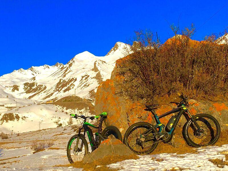 E-Bike Monet - © e bike monet