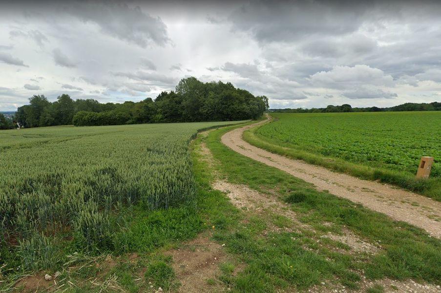 Chemin des closeaux - Nanteuil