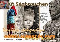Exposition photos sur la tribu berbère du Moyen Atlas Marocain Aït Ségrhouchen - Saint-Laurent-du-Pape